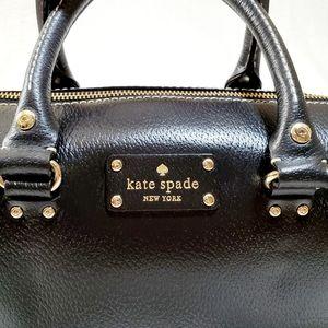 kate spade Bags - Kate Spade Leather Alessandro Wellesley Boston Bag